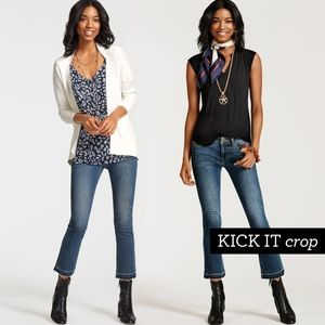 Cabi   Kick It Crop